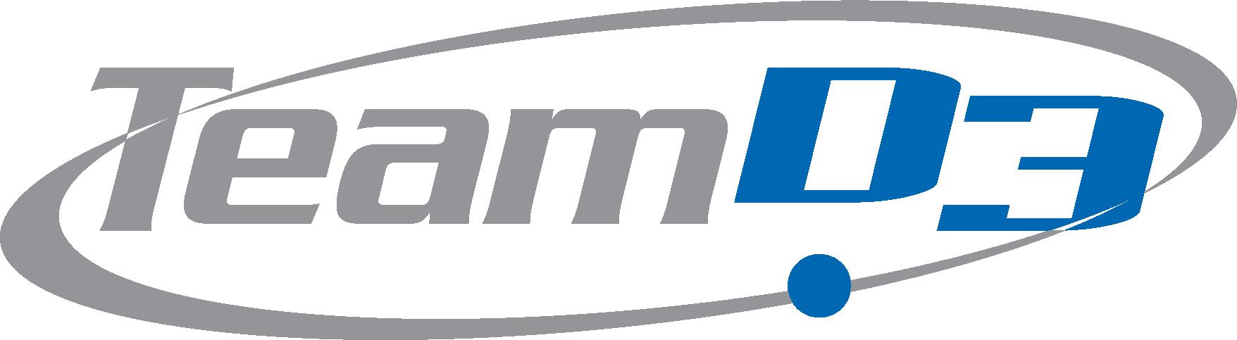 update Team D3 Logo - Color